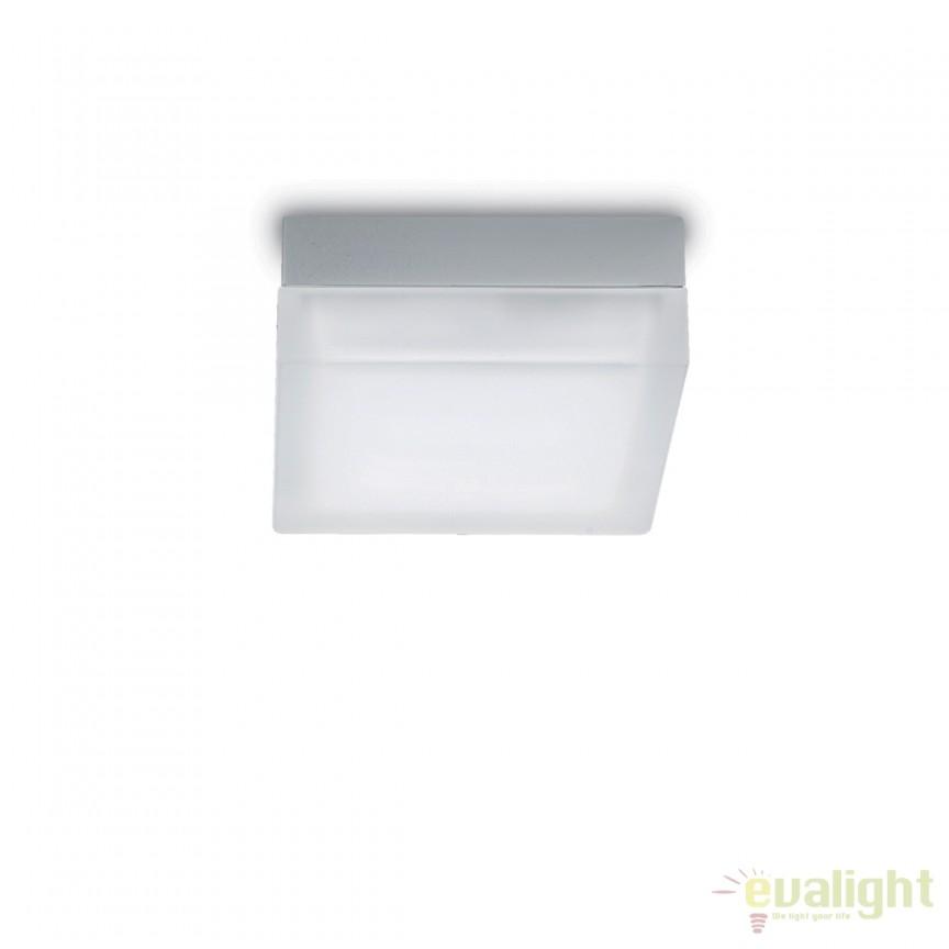 Aplica LED / Plafoniera moderna IRIS PL1 D19 104539, Corpuri de iluminat LED pentru interior⭐ moderne: Lustre LED, Aplice LED, Plafoniere LED, Candelabre LED, Spoturi LED, Veioze LED, Lampadare LED.✅DeSiGn decorativ 2021!❤️Promotii lampi LED❗ Magazin online ➽ www.evalight.ro. Alege oferte la corpuri de iluminat cu LED, ieftine de calitate deosebita la cel mai bun pret. a