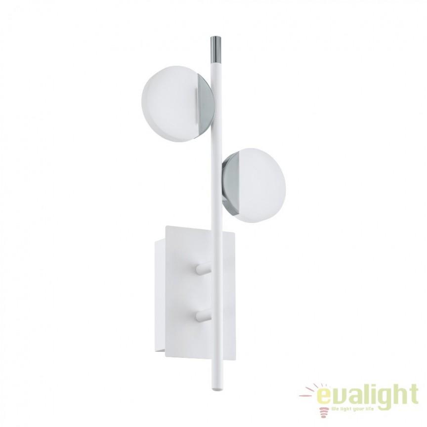 Aplica de perete design modern, LED OLINDRA 96969 EL, Aplice de perete LED, Corpuri de iluminat, lustre, aplice, veioze, lampadare, plafoniere. Mobilier si decoratiuni, oglinzi, scaune, fotolii. Oferte speciale iluminat interior si exterior. Livram in toata tara.  a