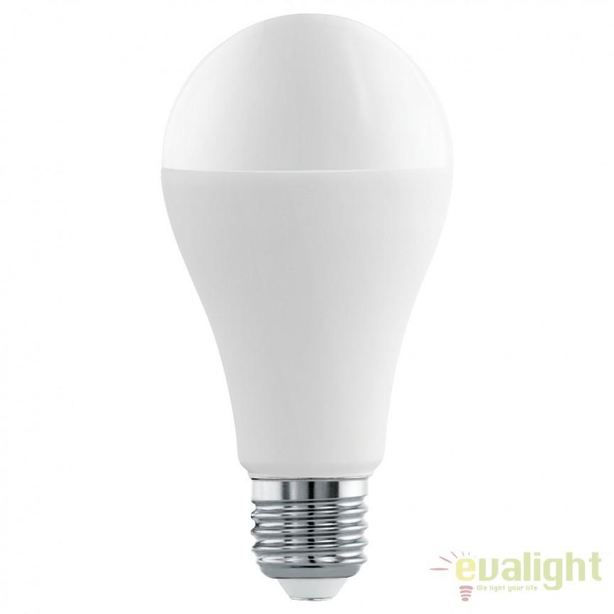 Bec E27-LED-A60 16W 1521 lm 3000K 11563 EL, Magazin, Corpuri de iluminat, lustre, aplice, veioze, lampadare, plafoniere. Mobilier si decoratiuni, oglinzi, scaune, fotolii. Oferte speciale iluminat interior si exterior. Livram in toata tara.  a