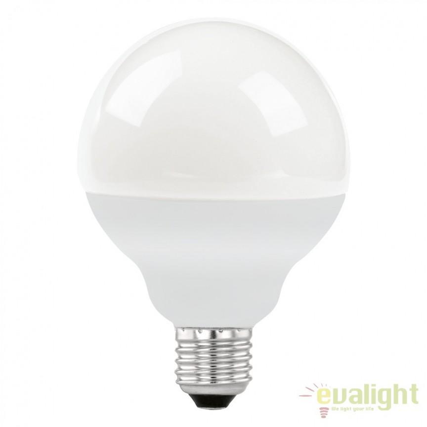 Bec E27-LED-G90 12W 1055 lm 4000K 11489 EL, Becuri E27 LED pentru iluminat interior si exterior.⭐Cumpara online si ai livrare Acasa.✅Modele decorative vintage, LED si clasice cu filament Edison style.❤️Promotii la becuri E27 Economice si cu Halogen❗ Alege oferte speciale la Becuri cu soclu de tip E27 potrivite pentru corpurile de iluminat: casa, baie, terasa, balcon si gradina❗ Cele mai bune becuri si surse de iluminat inteligente: cu senzor de miscare (telecomanda), (solare) cu consum redus de energie, surse incandescente cu dulie si soclu normale (ceramica, sticla, plastic, aluminiu), LED dimabile cu lumina calda (3000K), lumina rece alba (6500K) si lumina neutra (4000K), lumina naturala, flux luminos cu lumeni multi, bec LED echivalent 60W / 100W / 150W tensinea curentului electric este de 12V fata de 220V (Volti), si durata mare de viata, becuri cu lumina puternica stralucitoare, colorate si multicolore, cu forma de lumanare, mari mari si rezistente la caldura si la apa, ce se aprinde instant la trecerea curentului electric, ieftine si de lux, cu garantie si de calitate deosebita la cel mai bun pret❗ a