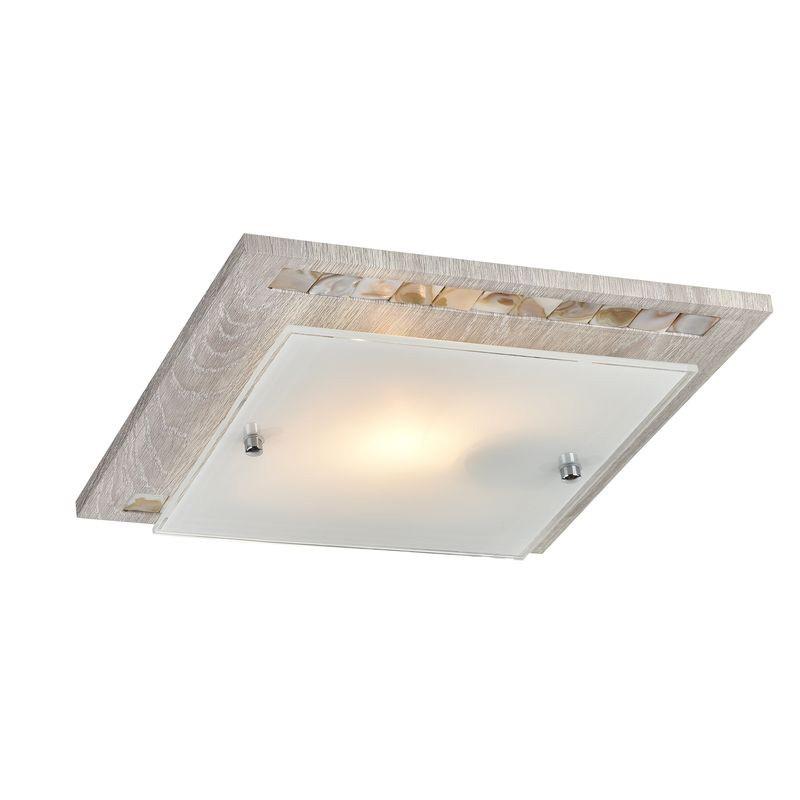 Aplica de perete / Plafoniera în stil clasic Simmetria 25x25cm, provence MYCL810-01-W, Outlet, Corpuri de iluminat, lustre, aplice, veioze, lampadare, plafoniere. Mobilier si decoratiuni, oglinzi, scaune, fotolii. Oferte speciale iluminat interior si exterior. Livram in toata tara.  a