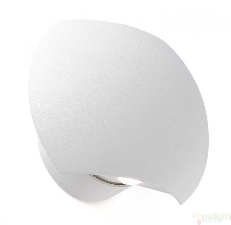Aplica de perete LED ambientala alba, SWING 62113 , PROMOTII,  a