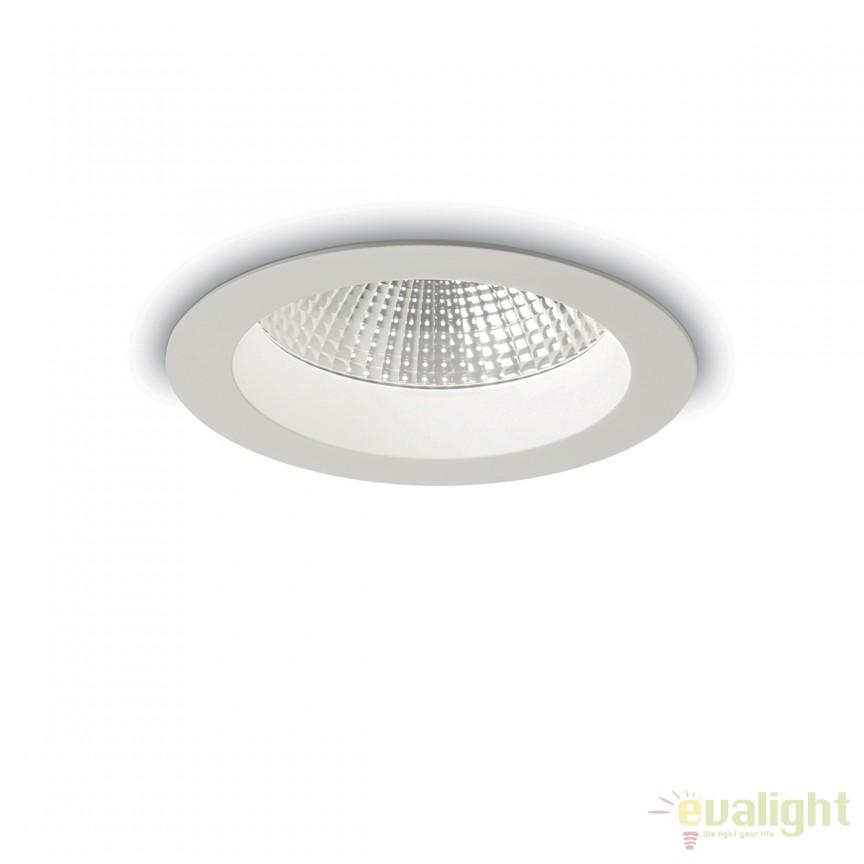 Spot LED incastrabil BASIC ACCENT 15W 4000K 193366, Spoturi LED incastrate, aplicate, Corpuri de iluminat, lustre, aplice, veioze, lampadare, plafoniere. Mobilier si decoratiuni, oglinzi, scaune, fotolii. Oferte speciale iluminat interior si exterior. Livram in toata tara.  a