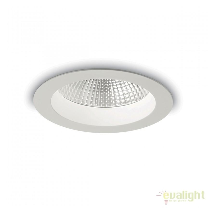 Spot LED incastrabil BASIC ACCENT 20W 4000K 193373, Spoturi LED incastrate, aplicate, Corpuri de iluminat, lustre, aplice, veioze, lampadare, plafoniere. Mobilier si decoratiuni, oglinzi, scaune, fotolii. Oferte speciale iluminat interior si exterior. Livram in toata tara.  a