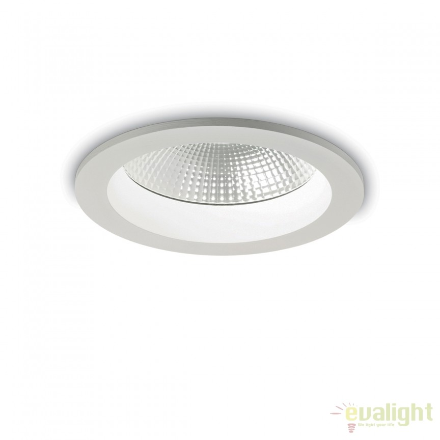 Spot LED incastrabil pentru baie BASIC ACCENT 30W 3000K IP44 193489, Plafoniere cu protectie pentru baie, Corpuri de iluminat, lustre, aplice, veioze, lampadare, plafoniere. Mobilier si decoratiuni, oglinzi, scaune, fotolii. Oferte speciale iluminat interior si exterior. Livram in toata tara.  a