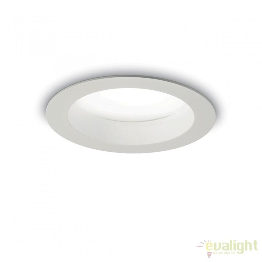 Spot LED incastrabil pentru baie BASIC WIDE 20W 4000K IP44 193427, Spoturi LED incastrate, aplicate, Corpuri de iluminat, lustre, aplice, veioze, lampadare, plafoniere. Mobilier si decoratiuni, oglinzi, scaune, fotolii. Oferte speciale iluminat interior si exterior. Livram in toata tara.  a