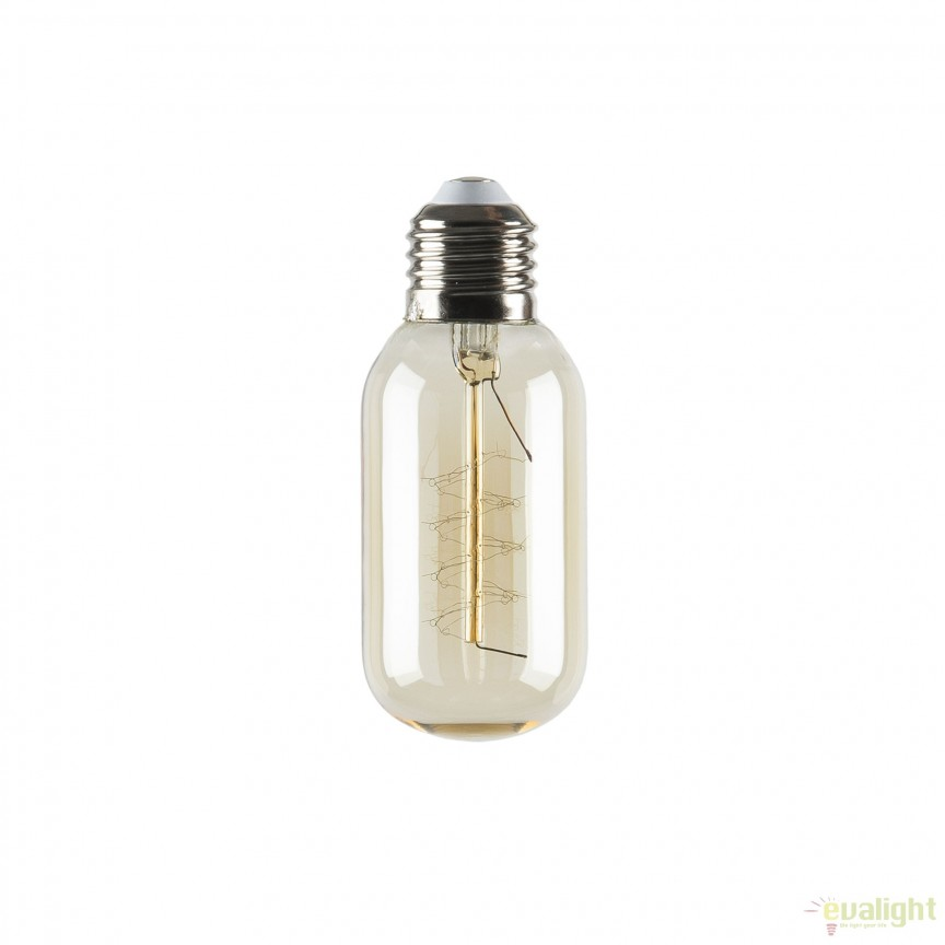 Bec Filament Edison Led 40W E27 AA2252 JG, BECURI ILUMINAT, Corpuri de iluminat, lustre, aplice, veioze, lampadare, plafoniere. Mobilier si decoratiuni, oglinzi, scaune, fotolii. Oferte speciale iluminat interior si exterior. Livram in toata tara.  a