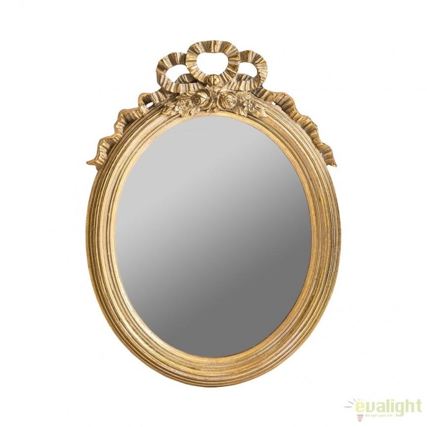 Oglinda decorativa din rasina ALIXAN, 35x48cm 23243 VH, PROMOTII, Corpuri de iluminat, lustre, aplice, veioze, lampadare, plafoniere. Mobilier si decoratiuni, oglinzi, scaune, fotolii. Oferte speciale iluminat interior si exterior. Livram in toata tara.  a