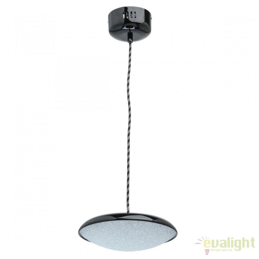 Pendul LED design moden Techno 25cm 703011201 MW, Lustre LED, Pendule LED, Corpuri de iluminat, lustre, aplice, veioze, lampadare, plafoniere. Mobilier si decoratiuni, oglinzi, scaune, fotolii. Oferte speciale iluminat interior si exterior. Livram in toata tara.  a