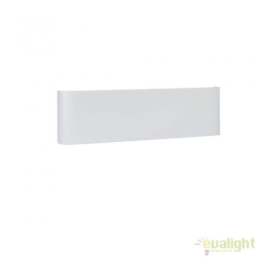Aplica de perete LED cu lumina ambientala KLEE 12W 217010 SU, Aplice de perete LED, Corpuri de iluminat, lustre, aplice, veioze, lampadare, plafoniere. Mobilier si decoratiuni, oglinzi, scaune, fotolii. Oferte speciale iluminat interior si exterior. Livram in toata tara.  a