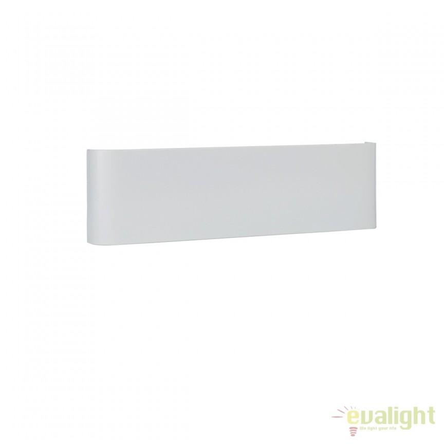 Aplica de perete LED cu lumina ambientala KLEE 16W 217011 SU, Aplice de perete simple, Corpuri de iluminat, lustre, aplice, veioze, lampadare, plafoniere. Mobilier si decoratiuni, oglinzi, scaune, fotolii. Oferte speciale iluminat interior si exterior. Livram in toata tara.  a
