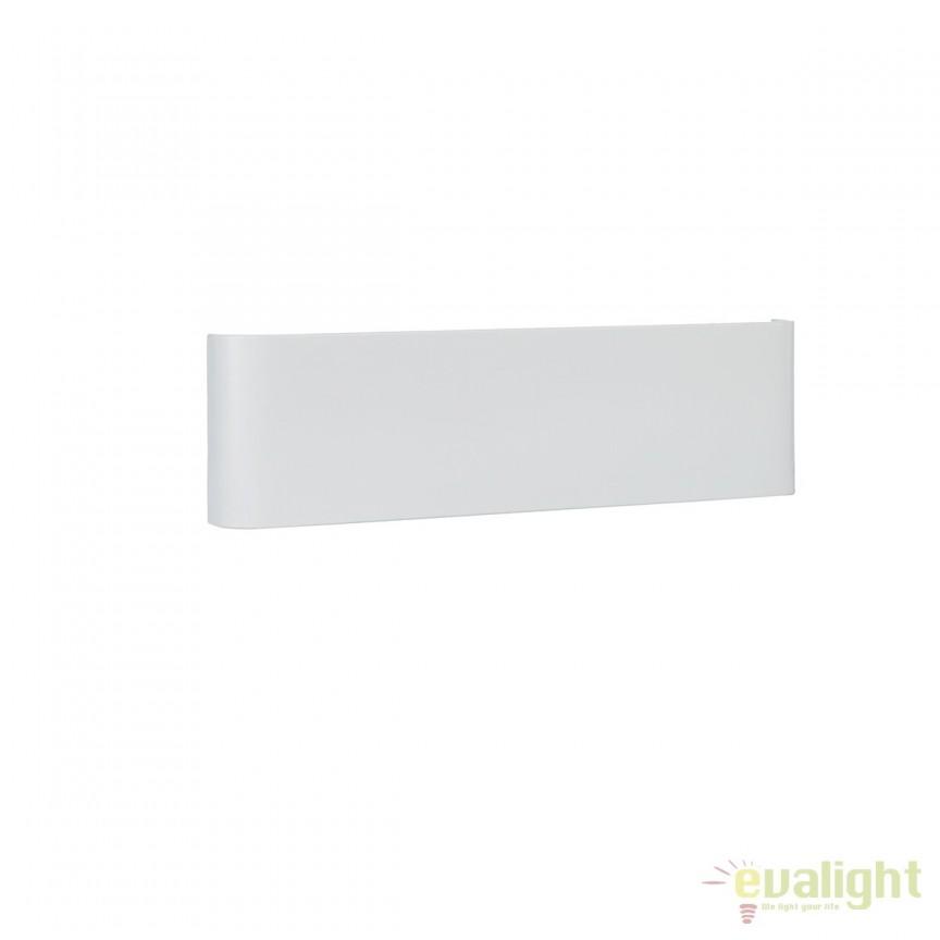 Aplica de perete LED cu lumina ambientala KLEE 24W 217012 SU, Aplice pentru baie, oglinda, tablou, Corpuri de iluminat, lustre, aplice, veioze, lampadare, plafoniere. Mobilier si decoratiuni, oglinzi, scaune, fotolii. Oferte speciale iluminat interior si exterior. Livram in toata tara.  a