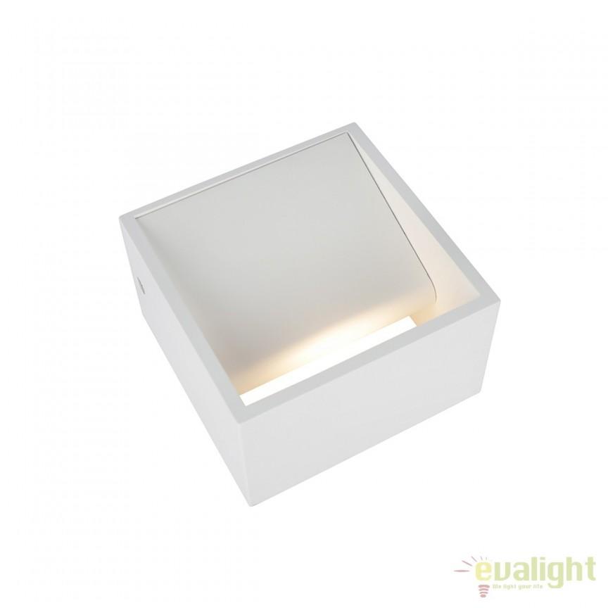 Aplica de perete LED cu lumina ambientala HUNT 217150 SU, Aplice de perete LED, Corpuri de iluminat, lustre, aplice, veioze, lampadare, plafoniere. Mobilier si decoratiuni, oglinzi, scaune, fotolii. Oferte speciale iluminat interior si exterior. Livram in toata tara.  a