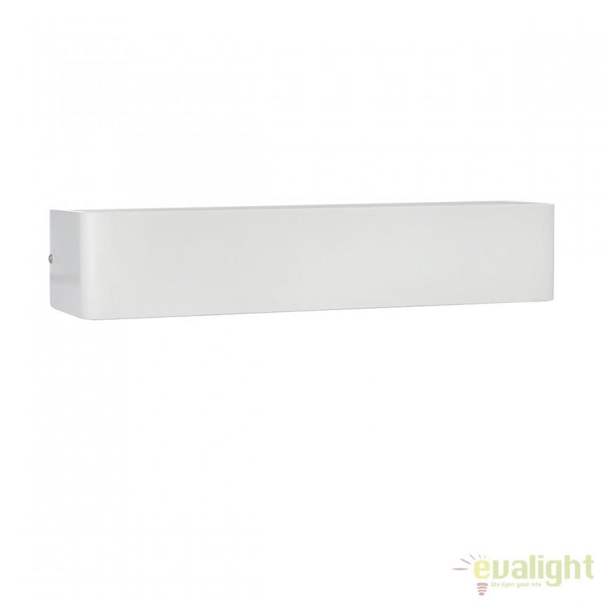 Aplica de perete LED cu lumina ambientala DRAPER 217105 SU, Lustre LED, Pendule LED, Corpuri de iluminat, lustre, aplice, veioze, lampadare, plafoniere. Mobilier si decoratiuni, oglinzi, scaune, fotolii. Oferte speciale iluminat interior si exterior. Livram in toata tara.  a