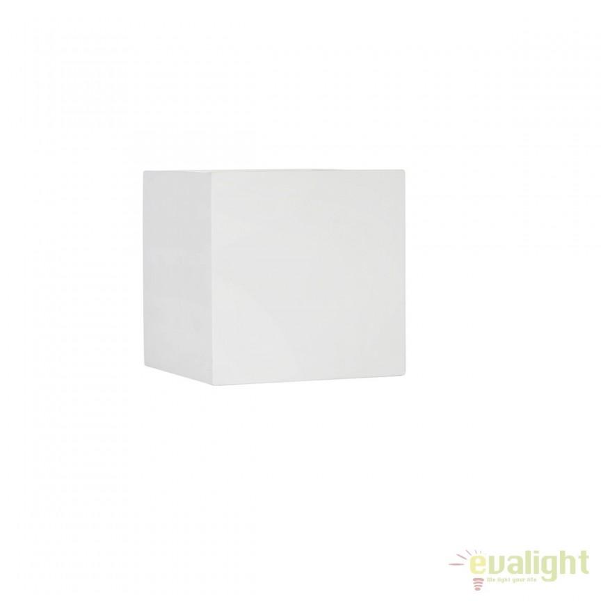 Aplica ambientala GYPSUM II 215112 SU, Aplice de perete simple, Corpuri de iluminat, lustre, aplice, veioze, lampadare, plafoniere. Mobilier si decoratiuni, oglinzi, scaune, fotolii. Oferte speciale iluminat interior si exterior. Livram in toata tara.  a