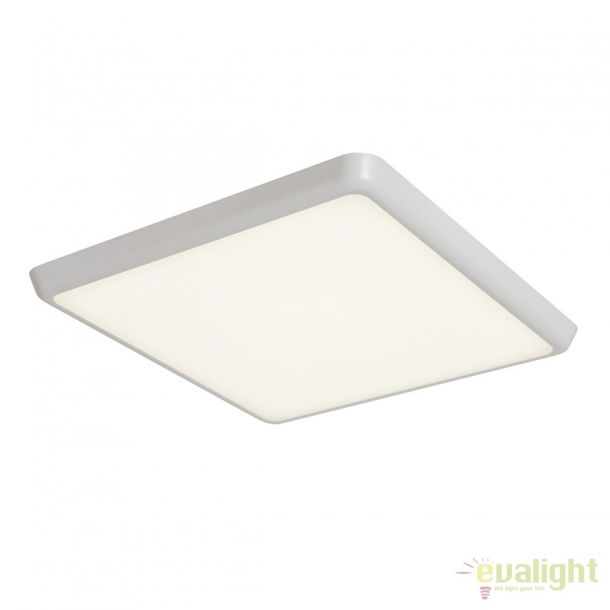 Plafoniera exterior protectie umiditate IP54 Ultra Flat 112210 SU, Outlet,  a