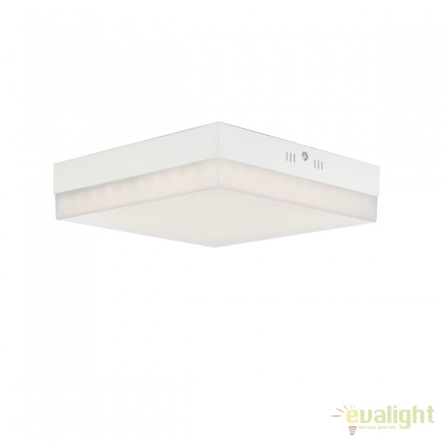 Plafoniera LED moderna FULL square 101220 SU, ILUMINAT INTERIOR LED , Corpuri de iluminat, lustre, aplice, veioze, lampadare, plafoniere. Mobilier si decoratiuni, oglinzi, scaune, fotolii. Oferte speciale iluminat interior si exterior. Livram in toata tara.  a