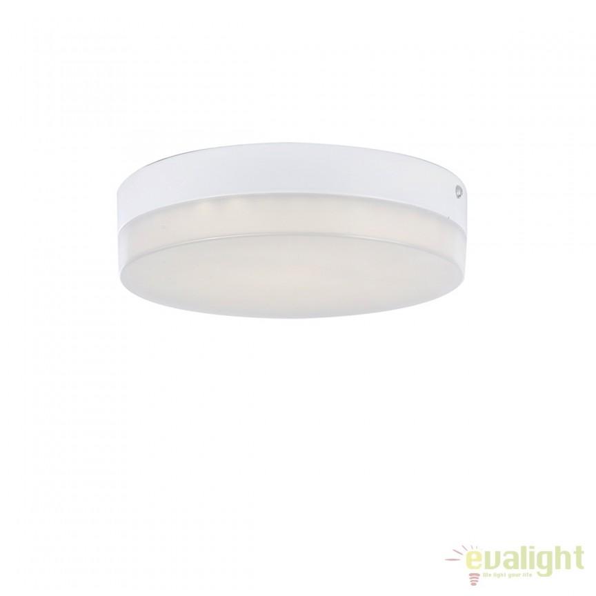 Plafoniera LED moderna FULL round 101223 SU, ILUMINAT INTERIOR LED , Corpuri de iluminat, lustre, aplice, veioze, lampadare, plafoniere. Mobilier si decoratiuni, oglinzi, scaune, fotolii. Oferte speciale iluminat interior si exterior. Livram in toata tara.  a