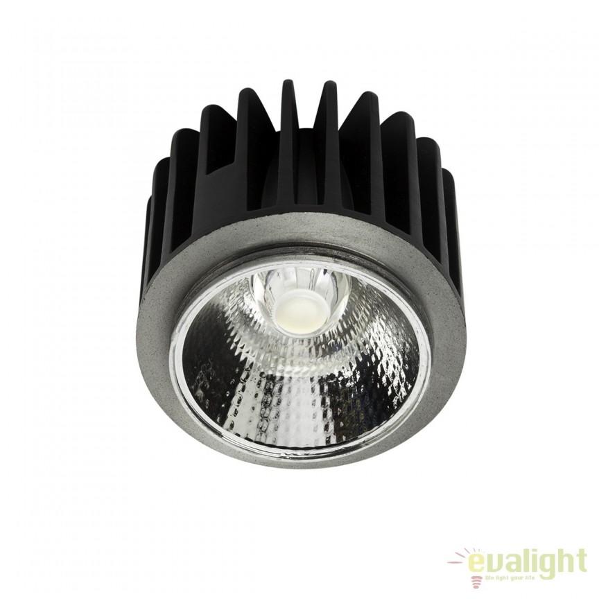 Dulie / Modul LED Spoturi incastrate ARUMFIX I 9W 111077 SU, Spoturi incastrate - tavan fals / perete, Corpuri de iluminat, lustre, aplice, veioze, lampadare, plafoniere. Mobilier si decoratiuni, oglinzi, scaune, fotolii. Oferte speciale iluminat interior si exterior. Livram in toata tara.  a