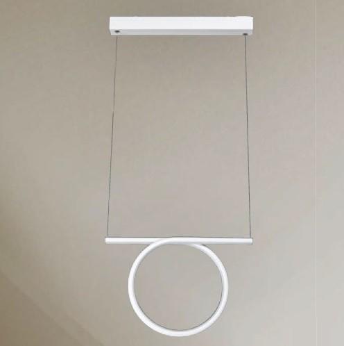 Lustra moderna LED Donatella 40cm 2547 RX, Cele mai noi produse 2018 a