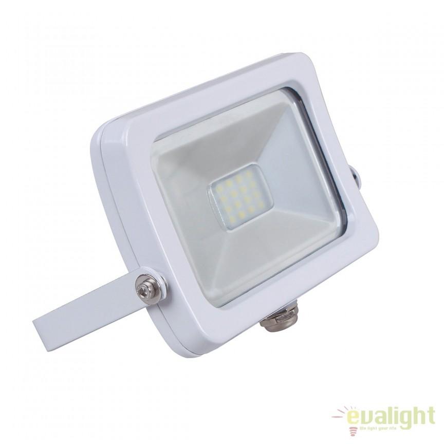 Proiector LED exterior MASINI alb 10W 4000K 112415 SU, Proiectoare LED exterior , ⭐sisteme de iluminat de mare putere potrivite pentru iluminatul ambiental decorativ al fatadelor cladirilor, gradini, parcuri, intrari casa si terasa.✅Design premium actual Top 2020!❤️Promotii Lampi cu Proiectoare LED de exterior❗ ➽ www.evalight.ro. Alege oferte la corpuri de iluminat cu reflectoare care produc o lumina foarte puternica, rezistente la apa, de tip aplice de perete si tavan, spot, aplicate pe stalpi si cladiri, directionabile cu lumina reglabila, lampi cu panou solar si senzori de miscare, becuri halogene economice si lampi cu LED, ieftine si de lux, calitate deosebita la cel mai bun pret. a