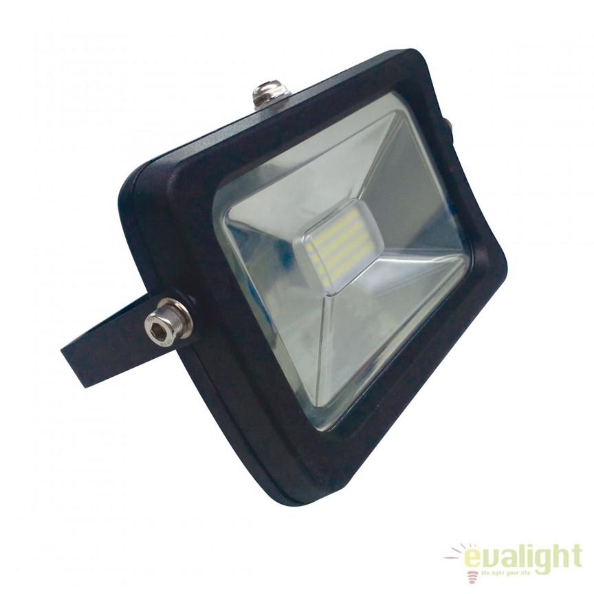 Proiector LED exterior MASINI negru 30W 4000K 112420 SU, Proiectoare LED exterior , ⭐sisteme de iluminat de mare putere potrivite pentru iluminatul ambiental decorativ al fatadelor cladirilor, gradini, parcuri, intrari casa si terasa.✅Design premium actual Top 2020!❤️Promotii Lampi cu Proiectoare LED de exterior❗ ➽ www.evalight.ro. Alege oferte la corpuri de iluminat cu reflectoare care produc o lumina foarte puternica, rezistente la apa, de tip aplice de perete si tavan, spot, aplicate pe stalpi si cladiri, directionabile cu lumina reglabila, lampi cu panou solar si senzori de miscare, becuri halogene economice si lampi cu LED, ieftine si de lux, calitate deosebita la cel mai bun pret. a