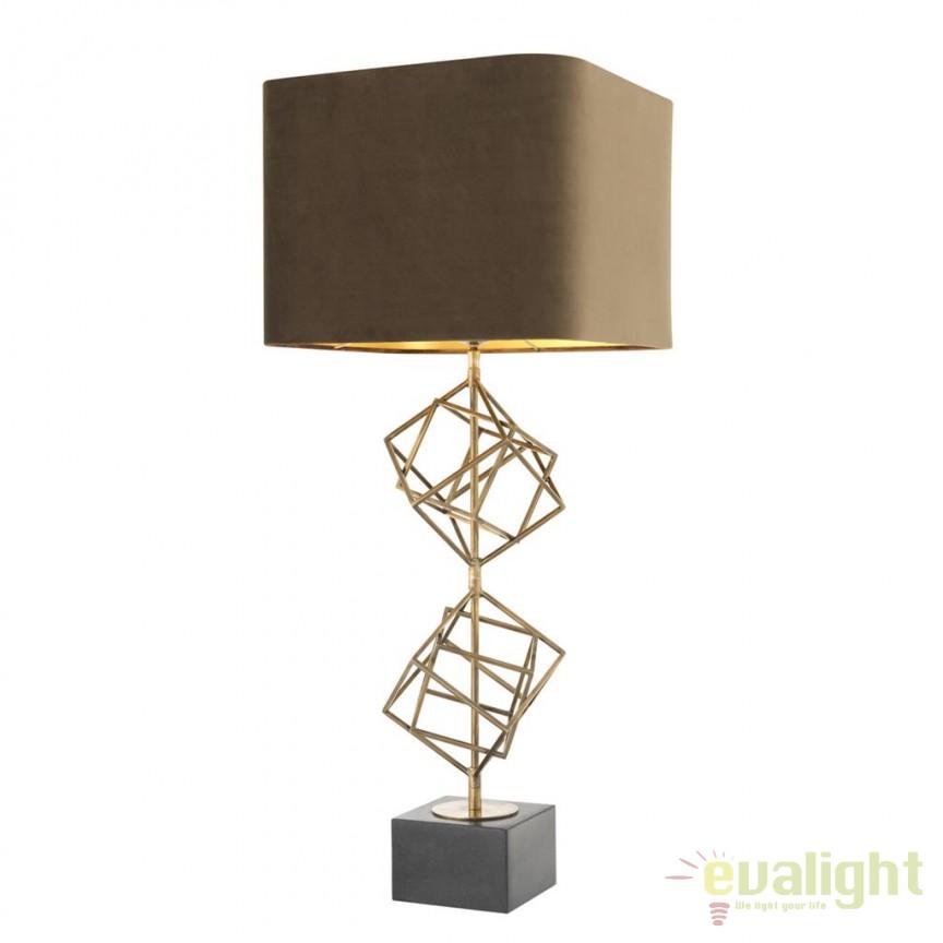 Veioza design LUX Matrix alama 112145 HZ, Veioze, Lampi de masa, Corpuri de iluminat, lustre, aplice, veioze, lampadare, plafoniere. Mobilier si decoratiuni, oglinzi, scaune, fotolii. Oferte speciale iluminat interior si exterior. Livram in toata tara.  a