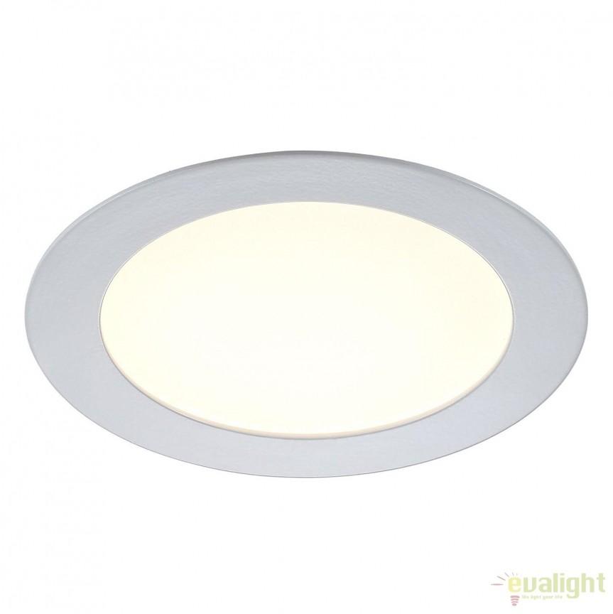 Spot incastrabil cu protectie IP44, LIMA 16 LED Dimmable White 79160001 NL, Outlet, Corpuri de iluminat, lustre, aplice, veioze, lampadare, plafoniere. Mobilier si decoratiuni, oglinzi, scaune, fotolii. Oferte speciale iluminat interior si exterior. Livram in toata tara.  a