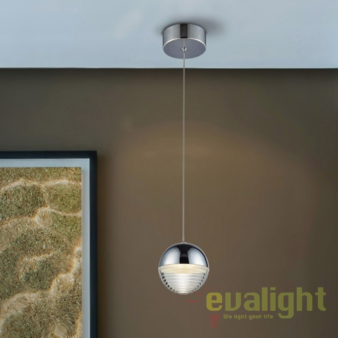 Pendul LED design modern Flavia SV-625103, Lustre LED, Pendule LED, Corpuri de iluminat, lustre, aplice, veioze, lampadare, plafoniere. Mobilier si decoratiuni, oglinzi, scaune, fotolii. Oferte speciale iluminat interior si exterior. Livram in toata tara.  a