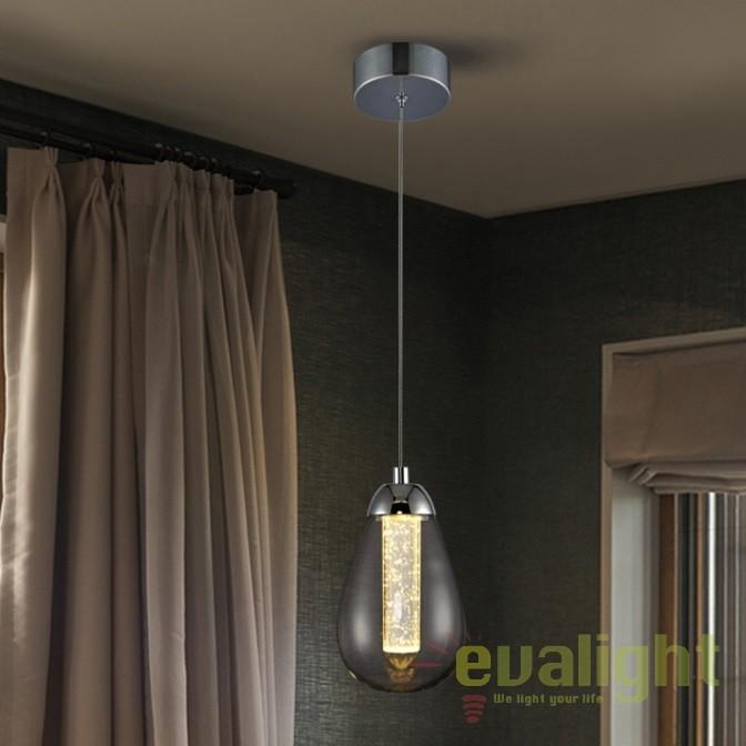 Pendul LED design modern Taccia SV-394318, Lustre LED, Pendule LED, Corpuri de iluminat, lustre, aplice, veioze, lampadare, plafoniere. Mobilier si decoratiuni, oglinzi, scaune, fotolii. Oferte speciale iluminat interior si exterior. Livram in toata tara.  a