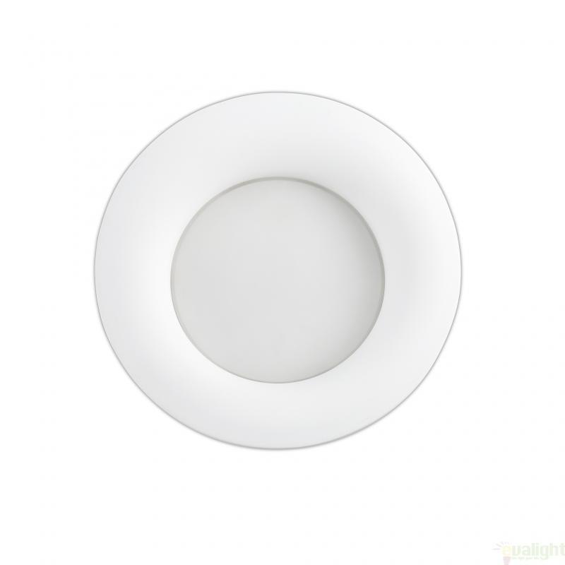Spot LED incastrabil modern, diam. 33 cm, NORD 63290 Faro Barcelona , Spoturi LED incastrate, aplicate, Corpuri de iluminat, lustre, aplice, veioze, lampadare, plafoniere. Mobilier si decoratiuni, oglinzi, scaune, fotolii. Oferte speciale iluminat interior si exterior. Livram in toata tara.  a