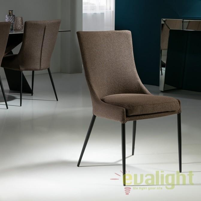 Scaun design elegant Noa SV-684530, Scaune dining , Corpuri de iluminat, lustre, aplice, veioze, lampadare, plafoniere. Mobilier si decoratiuni, oglinzi, scaune, fotolii. Oferte speciale iluminat interior si exterior. Livram in toata tara.  a