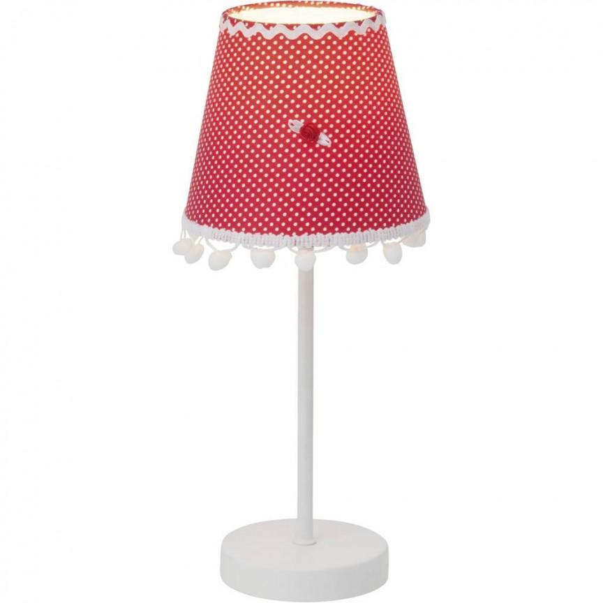 Veioza, lampa de masa Joyce 92914/01 BL,  a