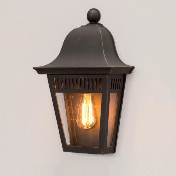 Aplica 1/2, iluminat exterior din fier forjat, WL 3642, ILUMINAT FIER FORJAT DE LUX , Corpuri de iluminat, lustre, aplice, veioze, lampadare, plafoniere. Mobilier si decoratiuni, oglinzi, scaune, fotolii. Oferte speciale iluminat interior si exterior. Livram in toata tara.  a