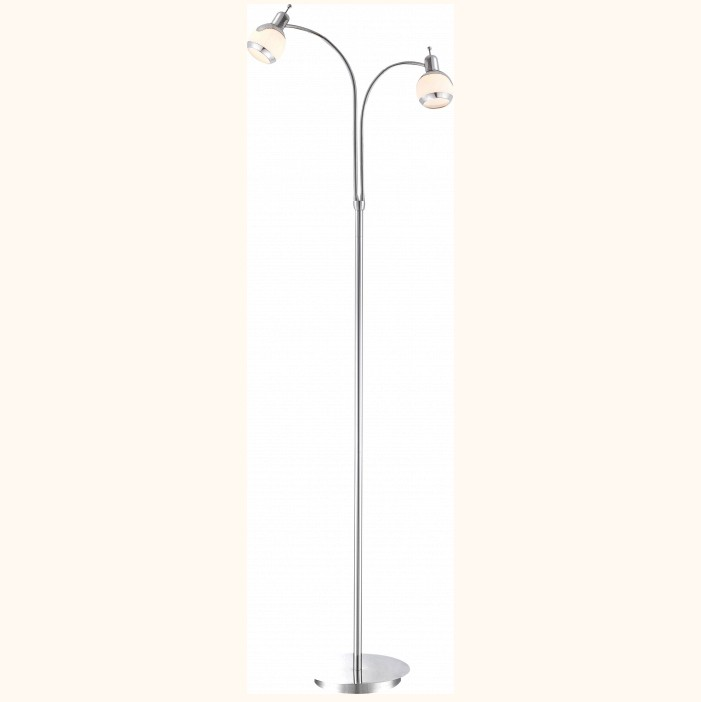 Lampadar cu 2 brate design modern ANGELO 56100-2S GL, Outlet,  a