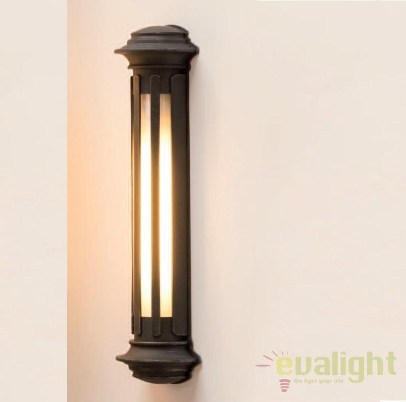 Aplica iluminat exterior din fier forjat, WL 3573, ILUMINAT FIER FORJAT DE LUX , Corpuri de iluminat, lustre, aplice, veioze, lampadare, plafoniere. Mobilier si decoratiuni, oglinzi, scaune, fotolii. Oferte speciale iluminat interior si exterior. Livram in toata tara.  a