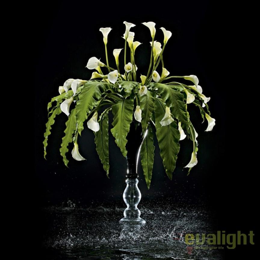 Aranjament floral MAXI ZEUS, 120cm 1141102.95, Aranjamente florale LUX, Corpuri de iluminat, lustre, aplice, veioze, lampadare, plafoniere. Mobilier si decoratiuni, oglinzi, scaune, fotolii. Oferte speciale iluminat interior si exterior. Livram in toata tara.  a