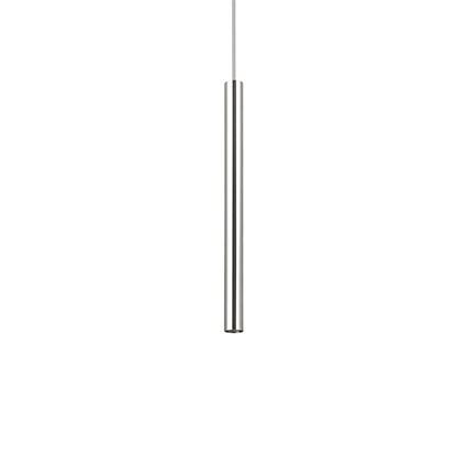 Pendul LED modern design ultra-slim ULTRATHIN SP1 SMALL CROMO 187662, Lustre LED, Pendule LED, Corpuri de iluminat, lustre, aplice, veioze, lampadare, plafoniere. Mobilier si decoratiuni, oglinzi, scaune, fotolii. Oferte speciale iluminat interior si exterior. Livram in toata tara.  a