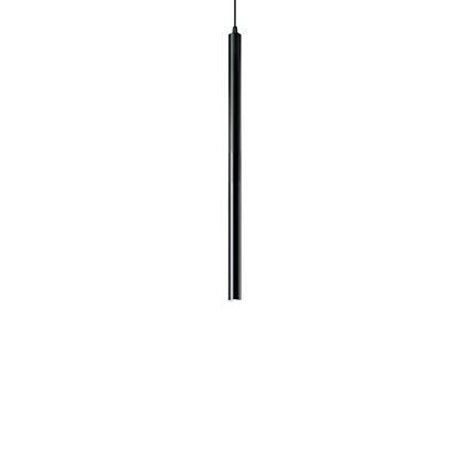 Pendul LED modern design ultra-slim ULTRATHIN SP1 SMALL negru 156699, Lustre LED, Pendule LED, Corpuri de iluminat, lustre, aplice, veioze, lampadare, plafoniere. Mobilier si decoratiuni, oglinzi, scaune, fotolii. Oferte speciale iluminat interior si exterior. Livram in toata tara.  a