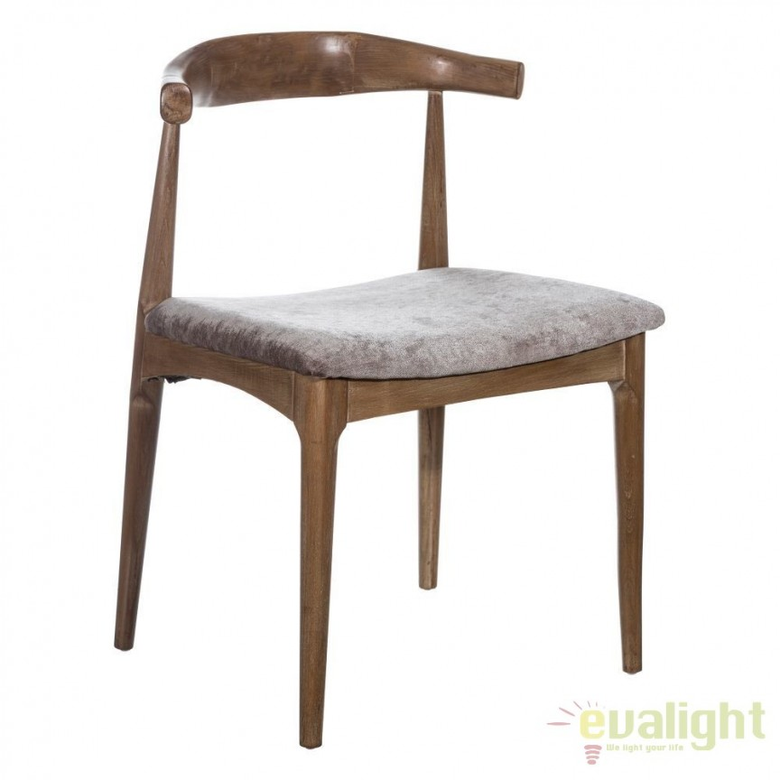 Set de 2 scaune design vintage Carol SX-103800, Seturi scaune dining, scaune HoReCa, Corpuri de iluminat, lustre, aplice, veioze, lampadare, plafoniere. Mobilier si decoratiuni, oglinzi, scaune, fotolii. Oferte speciale iluminat interior si exterior. Livram in toata tara.  a