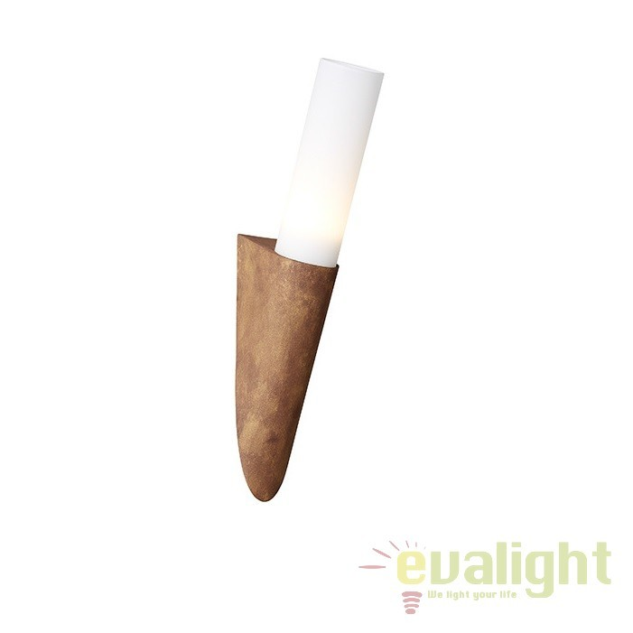 Aplica de perete TOOK cupru antique 90206/56 BL, Aplice de perete simple, Corpuri de iluminat, lustre, aplice, veioze, lampadare, plafoniere. Mobilier si decoratiuni, oglinzi, scaune, fotolii. Oferte speciale iluminat interior si exterior. Livram in toata tara.  a