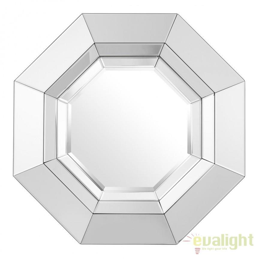 Oglinda decorativa eleganta LUX Chartier 112230 HZ, Oglinzi decorative, Corpuri de iluminat, lustre, aplice, veioze, lampadare, plafoniere. Mobilier si decoratiuni, oglinzi, scaune, fotolii. Oferte speciale iluminat interior si exterior. Livram in toata tara.  a