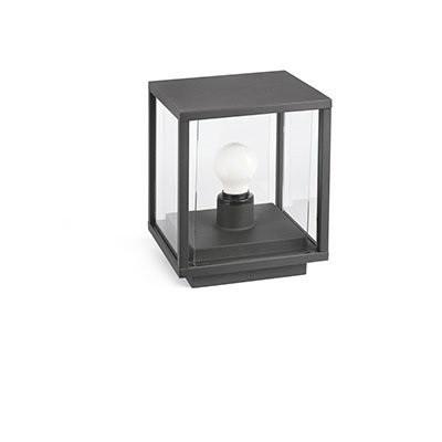 Lampa moderna tip piedestal, mini-stalp de exterior NALA 70772 , Stalpi de iluminat exterior mici si medii , Corpuri de iluminat, lustre, aplice, veioze, lampadare, plafoniere. Mobilier si decoratiuni, oglinzi, scaune, fotolii. Oferte speciale iluminat interior si exterior. Livram in toata tara.  a