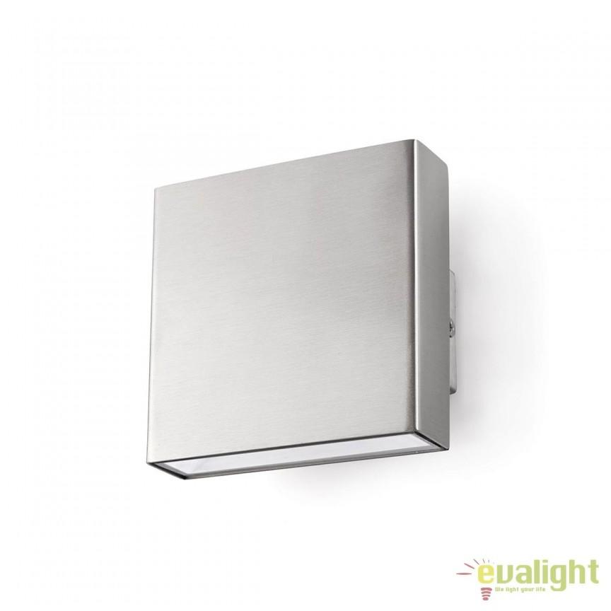 Aplica perete LED de exterior design modern minimalist KAULA-1 70405, Aplice de exterior moderne , Corpuri de iluminat, lustre, aplice, veioze, lampadare, plafoniere. Mobilier si decoratiuni, oglinzi, scaune, fotolii. Oferte speciale iluminat interior si exterior. Livram in toata tara.  a