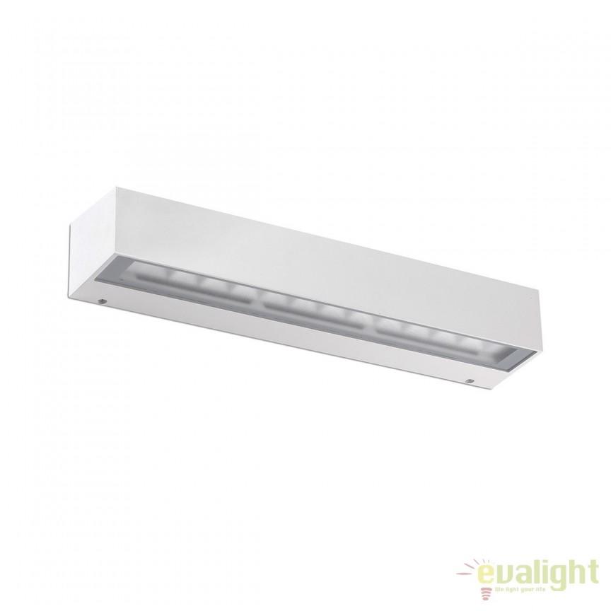 Aplica LED de exterior design modern TACANA alb 71047, PROMOTII,  a
