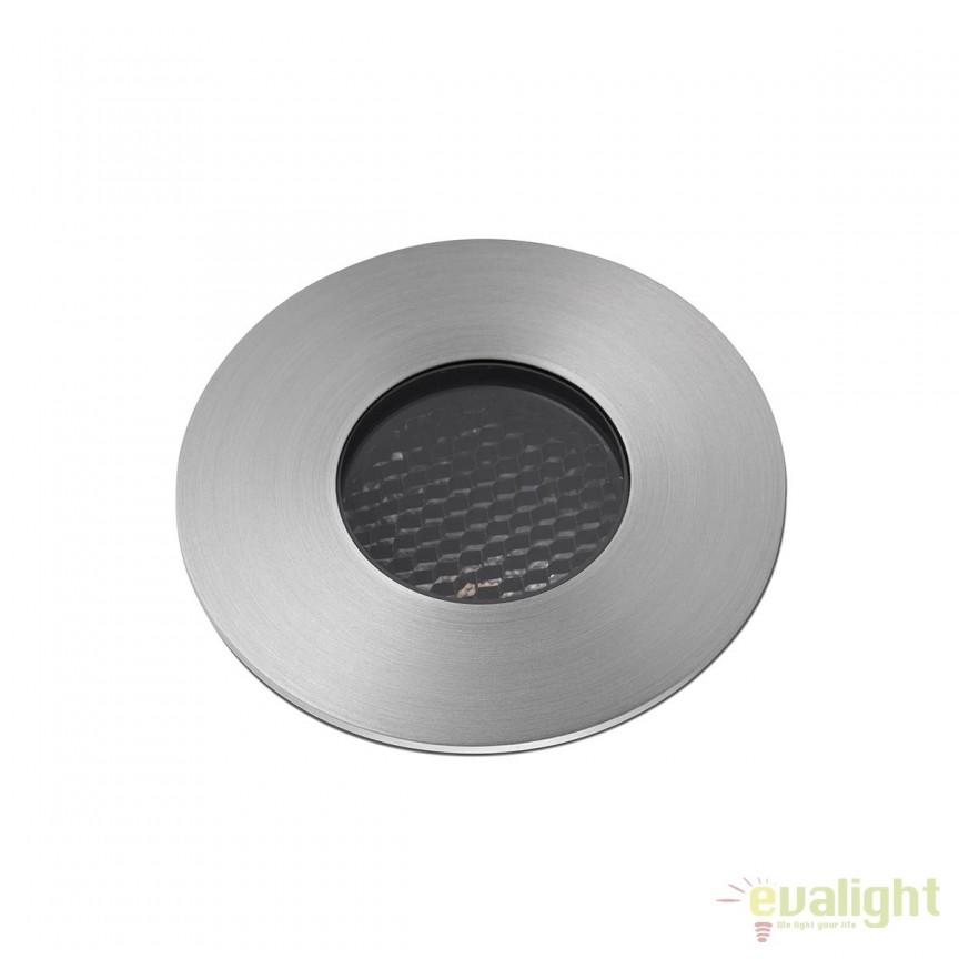 Spot LED incastrabil exterior pavaj GRUND 7W 70728, ILUMINAT TEHNIC PROFESIONAL, Corpuri de iluminat, lustre, aplice, veioze, lampadare, plafoniere. Mobilier si decoratiuni, oglinzi, scaune, fotolii. Oferte speciale iluminat interior si exterior. Livram in toata tara.  a