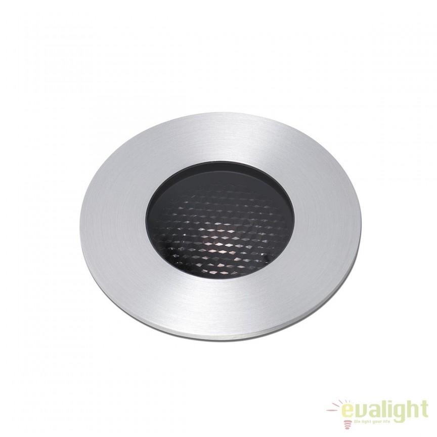Spot LED incastrabil exterior pavaj GRUND 13W 70729, Spoturi incastrate, aplicate, Corpuri de iluminat, lustre, aplice, veioze, lampadare, plafoniere. Mobilier si decoratiuni, oglinzi, scaune, fotolii. Oferte speciale iluminat interior si exterior. Livram in toata tara.  a