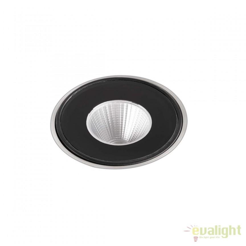 Spot LED incastrabil exterior pavaj FRUM 6W 70445, Spoturi incastrate, aplicate, Corpuri de iluminat, lustre, aplice, veioze, lampadare, plafoniere. Mobilier si decoratiuni, oglinzi, scaune, fotolii. Oferte speciale iluminat interior si exterior. Livram in toata tara.  a