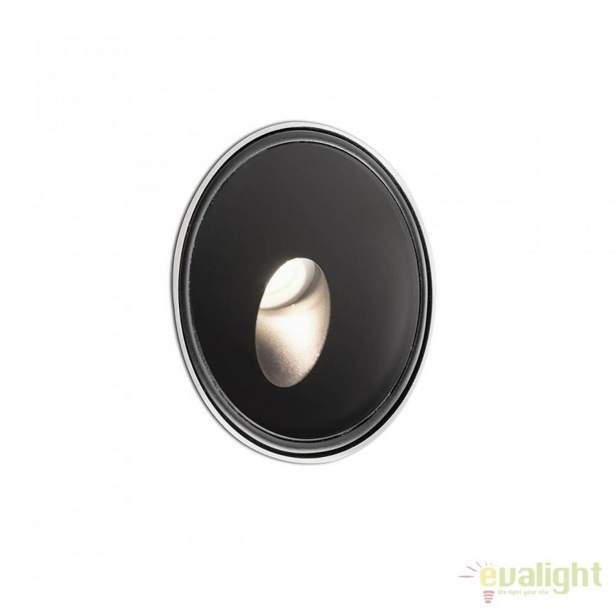 Spot LED incastrabil exterior pavaj DANG 3W 70446, Iluminat exterior incastrabil , Corpuri de iluminat, lustre, aplice, veioze, lampadare, plafoniere. Mobilier si decoratiuni, oglinzi, scaune, fotolii. Oferte speciale iluminat interior si exterior. Livram in toata tara.  a