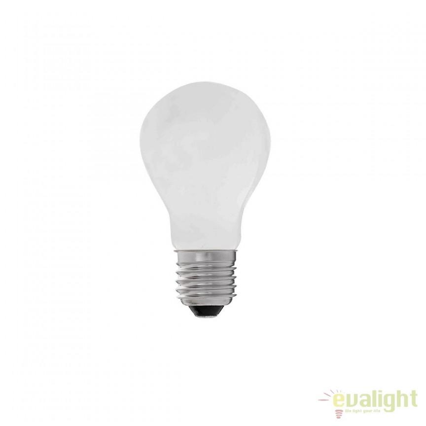 BEC LED E27 dimabil 8W A60 2700K lumina calda 17485 Faro Barcelona , BECURI ILUMINAT, Corpuri de iluminat, lustre, aplice, veioze, lampadare, plafoniere. Mobilier si decoratiuni, oglinzi, scaune, fotolii. Oferte speciale iluminat interior si exterior. Livram in toata tara.  a